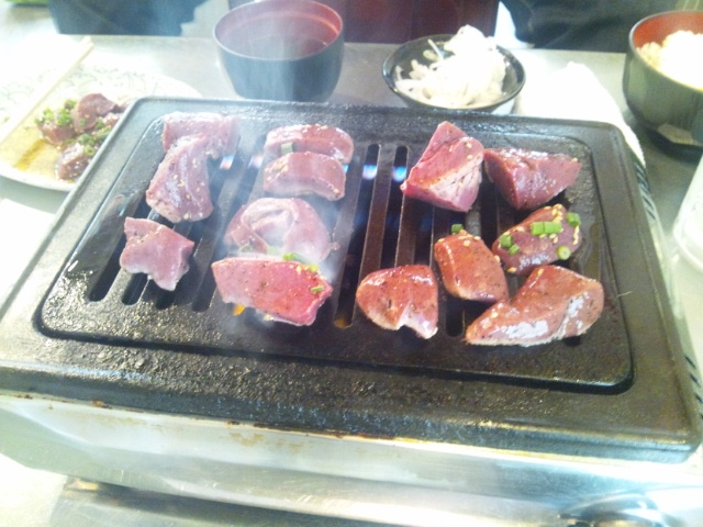 神保町食肉センターの焼肉ランチのコスパ良すぎ
