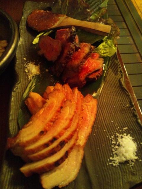 炉とマタギ(@三軒茶屋)でジビエ料理を食す