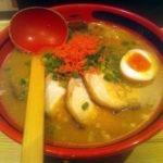 えびそば 一幻@西新宿  エビの風味と味噌が絡み合った札幌ラーメン