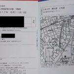 日商簿記1級 受験票が届きました