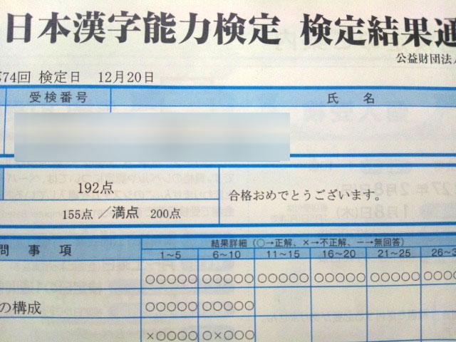 漢 検 合格 点 公益財団法人 日本漢字能力検定協会